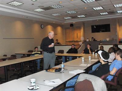 Bill Pulpitt talking about energy research