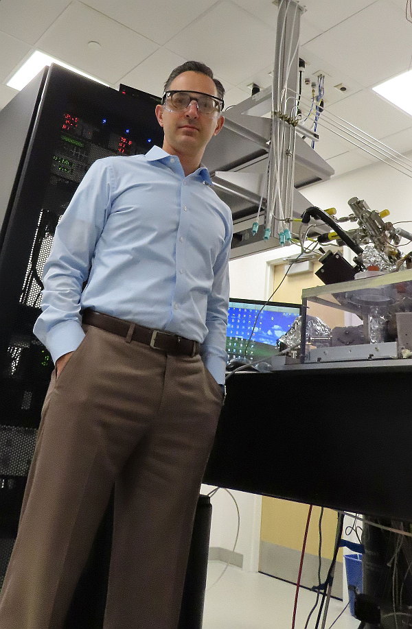 Mike Filler's Team  specializes in the synthesis, understanding, and large-scale deployment of nanoscale materials and devices to enable new electronic, photonic, and energy technologies.